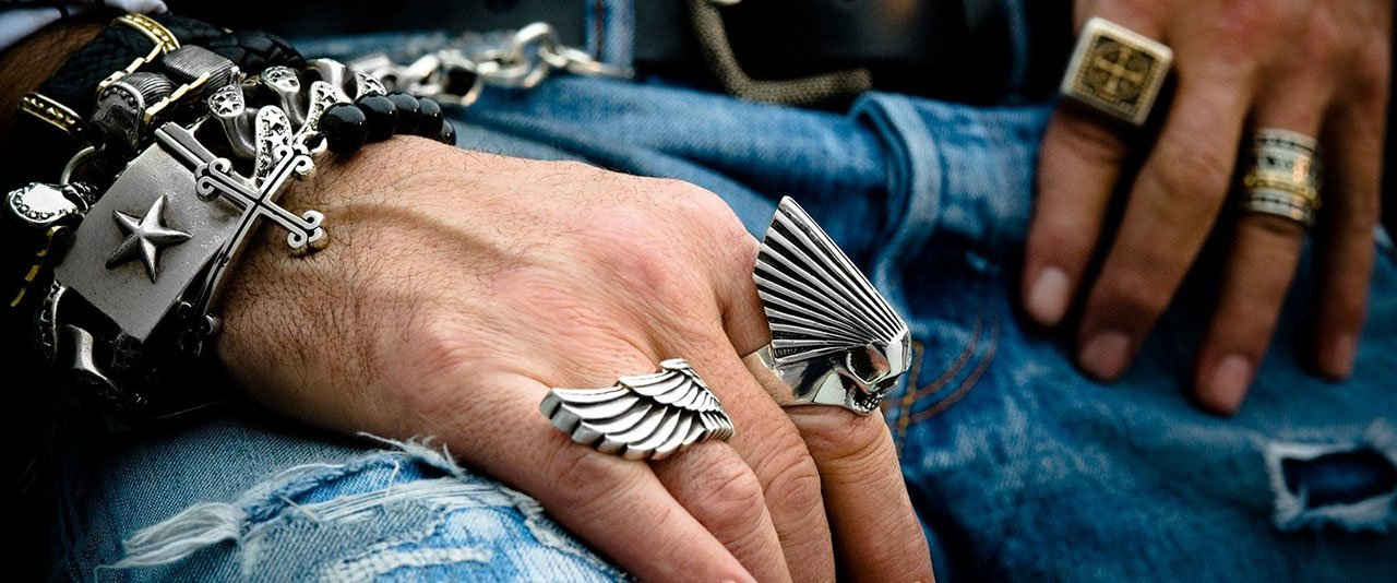 e1f830d7b King Baby Jewelry For Men | Tribal Hollywood