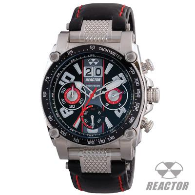 Mens Watch WARP BLACK Stainless Steel Reactor Watches