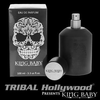King Baby Exclusive Fragrance Light and Smokey Scent