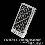 CROSS RELIC Sterling Silver Money Clip by King Baby