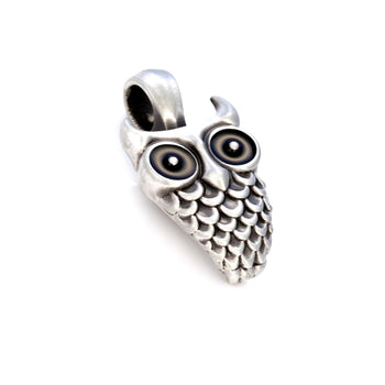 THE OWL Wisdom and Inspiration Chain Pendant from Bico Australia