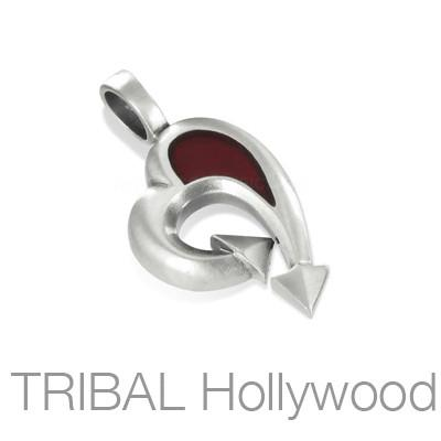 SEEDS OF LOVE Tribal Heart Womens Necklace Pendant by BICO Australia | Tribal Hollywood