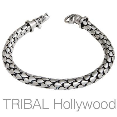 DRACO WOLF'S FANG Thick Width Bracelet by Bico Australia | Tribal Hollywood