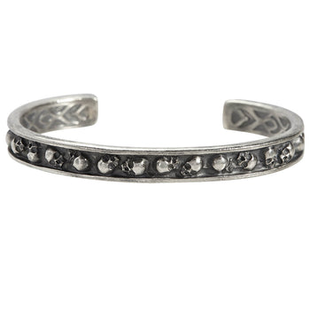 John Varvatos SKULL GRAVEYARD CUFF Bracelet for Men