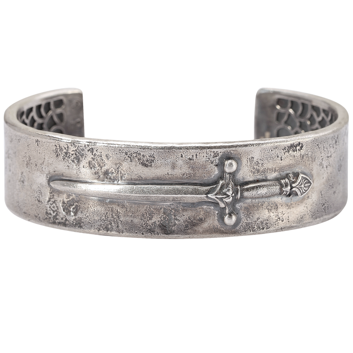 John Varvatos LONGSWORD CUFF Bracelet Thick Width for Men