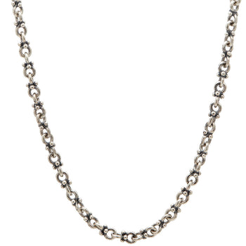 John Varvatos SILVER ANCHOR CHAIN Link Necklace for Men