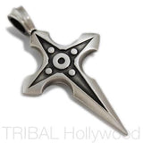 PSI SWORD SOUTHERN CROSS in Silver
