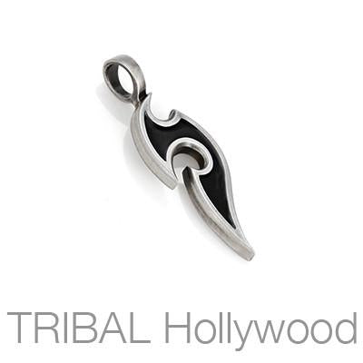 Bico Titik Calm Soul Mens Tribal Necklace Pendant