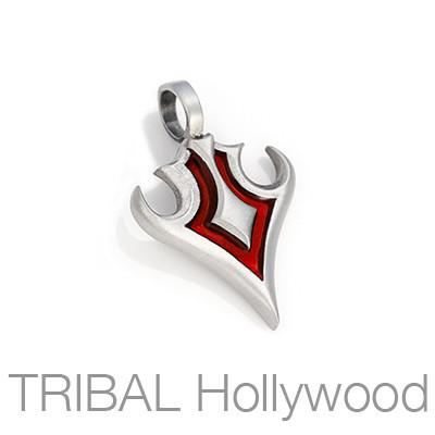 Arrow of Truth Clarity Mens Tribal Necklace Pendant by Bico
