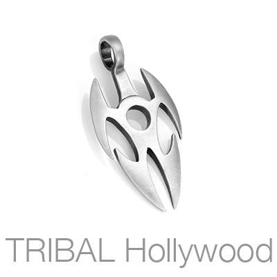Anchara Calmness and Growth Tribal Necklace Pendant by Bico