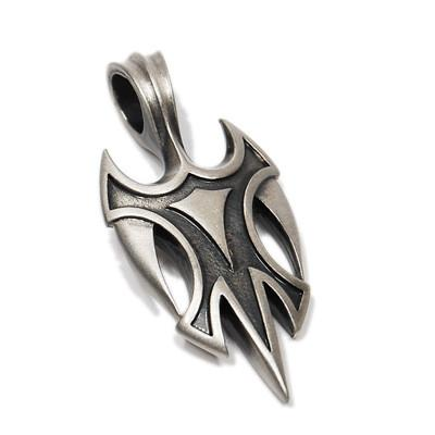 VIKING Silver Pendant | Tribal Hollywood