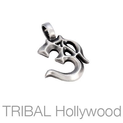 Mens OM Necklace Small Size | Tribal Hollywood