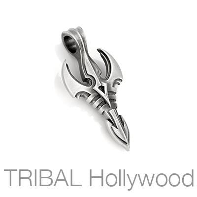 THE WINGER Dagger Blade Necklace Pendant by Bico Australia