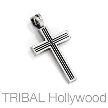 VEGAS CROSS Silver