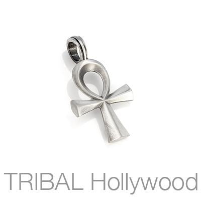 ANKH Symbol Egyptian Cross Necklace Pendant by BICO Australia