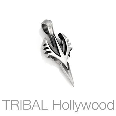 VALKYRIE Tribal Warrior Mens Necklace Pendant by BICO Australia