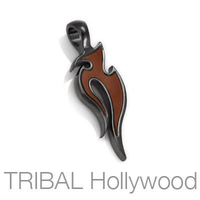 Tokota Tribal Bond Mens Necklace Pendant by Bico Australia