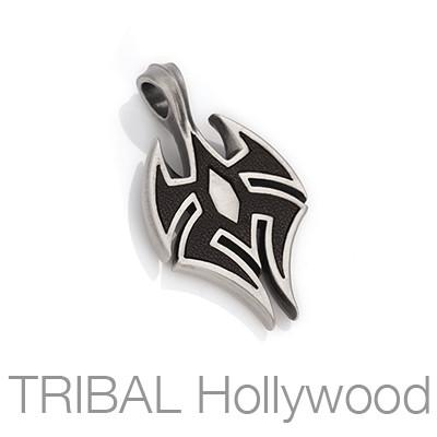 Tribal necklaces for men tribal hollywood bico aris silver adaptability frog mens necklace pendant mozeypictures Images