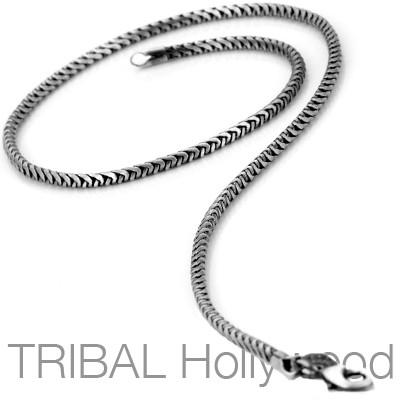 GALAXY Thin Width Snake Chain by BICO Australia | Tribal Hollywood