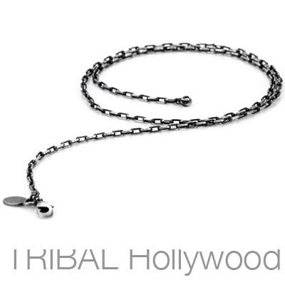 ULTRA Link Chain Thin Necklace | Tribal Hollywood