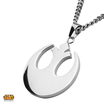 Star Wars Necklace for Men ALLIANCE STARBIRD LARGE