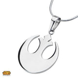 Star Wars Necklace for Men ALLIANCE STARBIRD SMALL