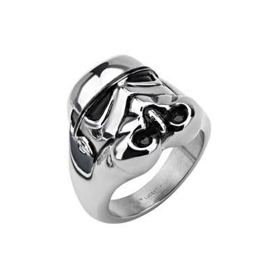 Star Wars STORM TROOPER RING for Men in Stainless Steel