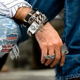 King Baby Studio Bracelets at Tribal Hollywood Mens Jewelry