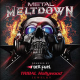 Tribal Hollywood and Metal Meltdown Concert Series Collection. Rock out to the heavy metal sounds of Twisted Sister, Extreme, Skid Row and Great White live in concert at The Joint in the Hard Rock Casino Las Vegas