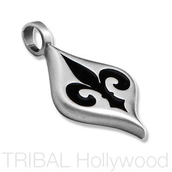 FLEUR DE LYS Necklace Pendant for Men | Tribal Hollywood