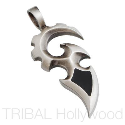 The Sword Power And Protection Mens Necklace Pendant By Bico