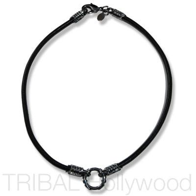 Mens Leather Jewelry Tribal Hollywood
