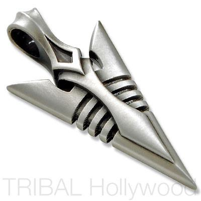Fletcher Arrowhead Pendant Tribal Hollywood
