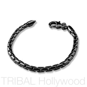 VIP Bracelet in Gunmetal | Tribal Hollywood