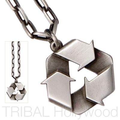 TWENTY-FIRST CENTURY KARMA Silver Chain Set | Tribal Hollywood