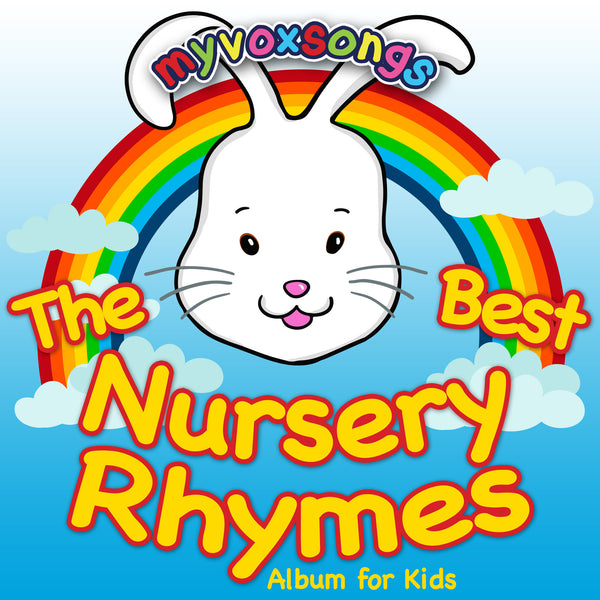 The Best Nursery Rhymes Album NOW Available to stream on Spotify & other Digital music platforms