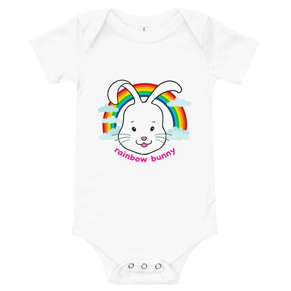 MyVoxSongs Baby short sleeve one piece