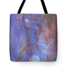 A Vastness Gone By - Tote Bag