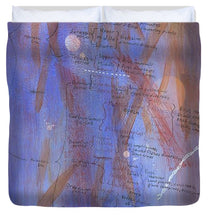 A Vastness Gone By - Duvet Cover