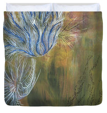 Mutualism Coral Reef - Duvet Cover