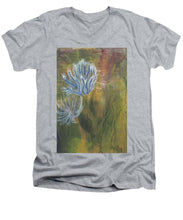 Mutualism Coral Reef - Men's V-Neck T-Shirt