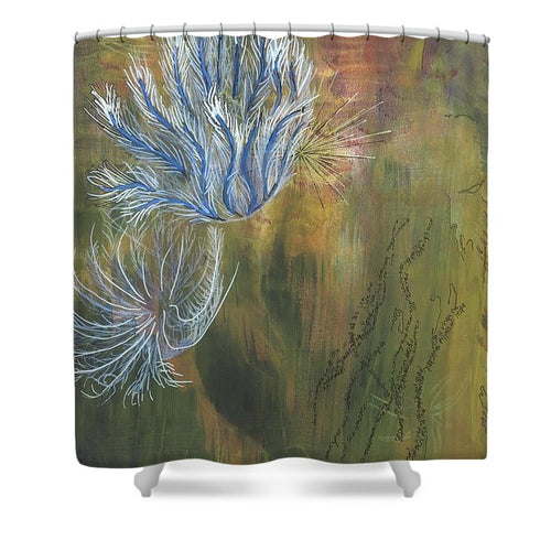 Mutualism Coral Reef - Shower Curtain