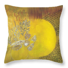 Mutualism Coral Reef II - Throw Pillow
