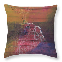 Mutualism Mangrove - Throw Pillow