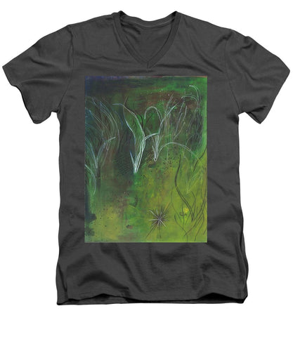 Mutualism Seagrass Beds - Men's V-Neck T-Shirt