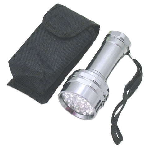 28 Bulb Led Flashlight - Camp Champs Club