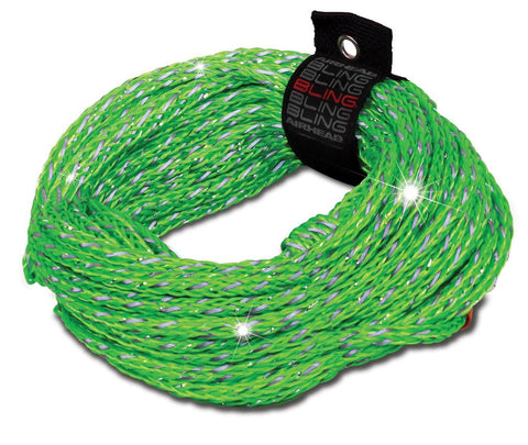 Airhead Bling 2 Rider Tube Rope - Camp Champs Club