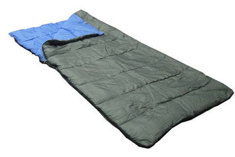 Gigatent Blue Cuddler Sleeping Bag - Camp Champs Club