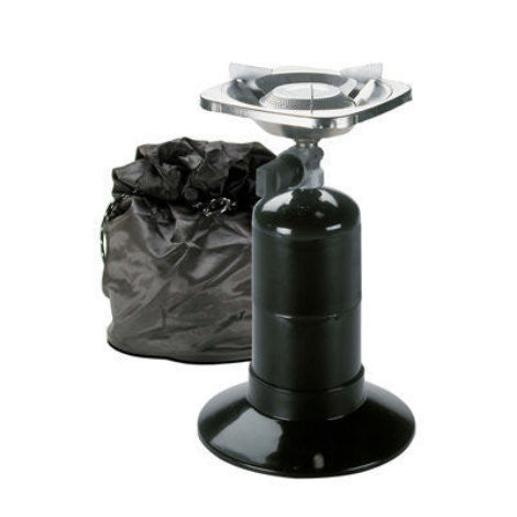10000 BTU Single Burner Stove With Carry Bag - Camp Champs Club