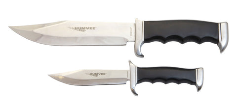 Humvee Bowies Knife Combo - Set of 2 - Camp Champs Club